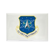 Space Command Rectangle Magnet (100 pack)