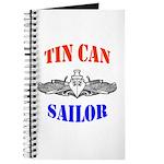 Tin Can Sailor Journal