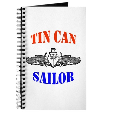 Tin Can Sailor Journal