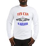 Tin Can Sailor Long Sleeve T-Shirt
