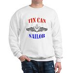 Tin Can Sailor Sweatshirt