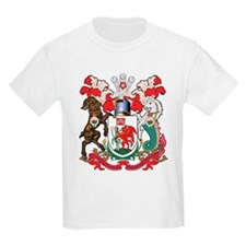 Cardiff Coat of Arms T-Shirt
