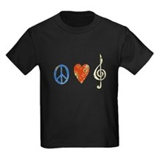 Peace, Luv, Music D T