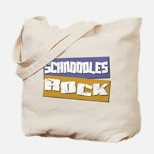 Schnoodles ROCK Tote Bag