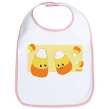 Candy Corn Bib