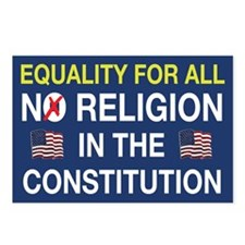 Equality For All Postcards (Package of 8)