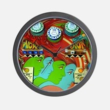 Pinball Wizard Wall Clock
