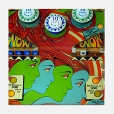 Pinball Wizard Tile Coaster