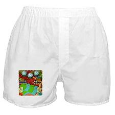 Pinball Wizard Boxer Shorts