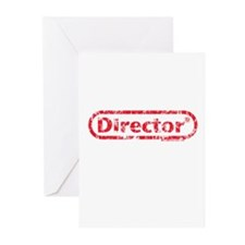 Director. Greeting Cards (Pk of 20)