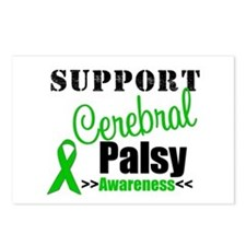 Cerebral Palsy Support Postcards (Package of 8)