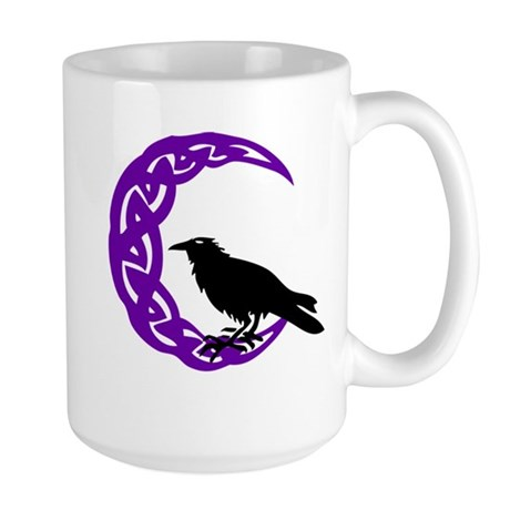 MoonCrow Large Mug