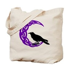 MoonCrow Tote Bag