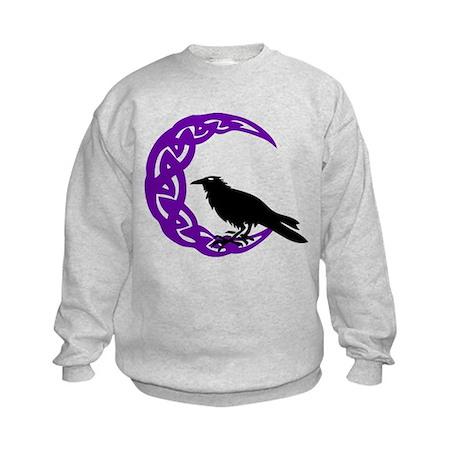 MoonCrow Kids Sweatshirt