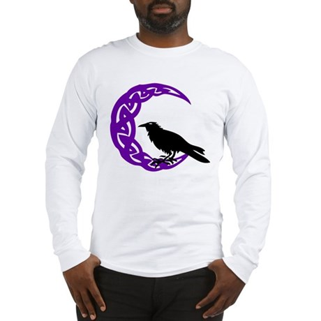MoonCrow Long Sleeve T-Shirt