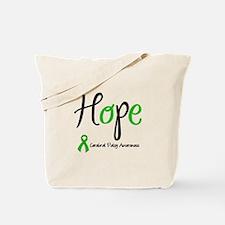 Cerebral Palsy HOPE Tote Bag