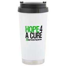 Cerebral Palsy Hope Thermos Mug