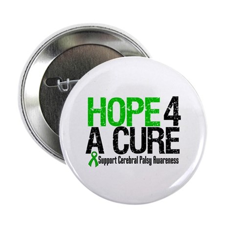 "Cerebral Palsy Hope 2.25"" Button (10 pack)"