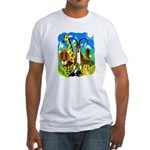 6AnimalsNRslC2 T-Shirt