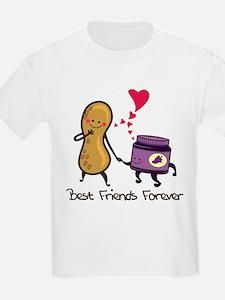 Pb & J-BFF T-Shirt