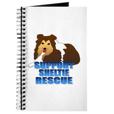 Support Sheltie Rescue Journal
