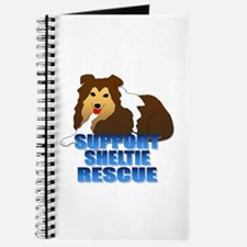 Support Sheltie Rescue Journal