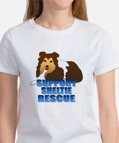Support Sheltie Rescue Tee