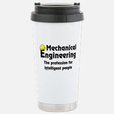 Smart Mechanical Engineer Travel Mug