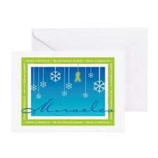 Miracles Collection Greeting Cards (Pk of 20)