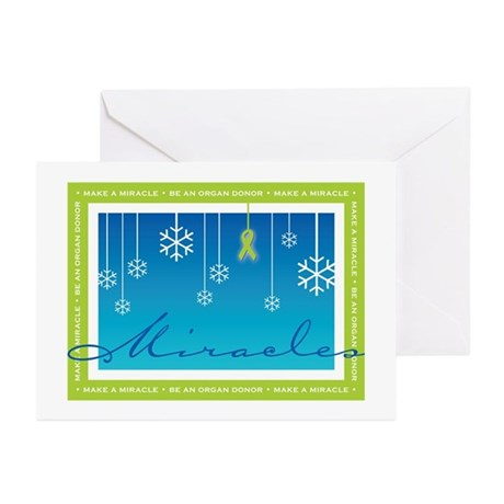 Miracles Collection Greeting Cards (Pk of 10)