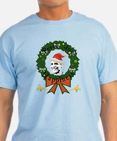 Obama Holiday Christmas T-Shirt