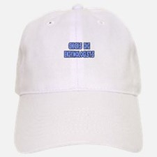"""Chicks Dig Enzymologists"" Baseball Baseball Cap"
