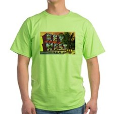 Key West Florida Greetings T-Shirt