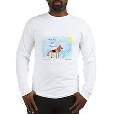 Horses for Obama Long Sleeve T-Shirt