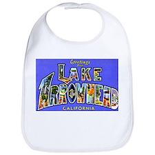Lake Arrowhead California Greetings Bib