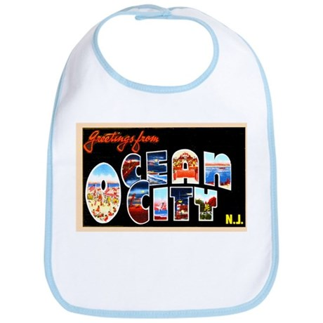 Ocean City New Jersey Bib