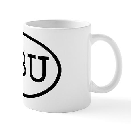 UBU Oval Mug