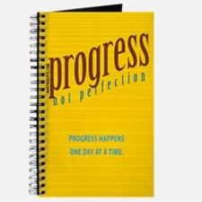 Progress, not perfection Journal