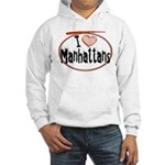 Manhattan Hooded Sweatshirt