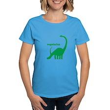 Vegetarian Brachiosaurus Tee