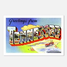Tennessee Greetings Postcards (Package of 8)
