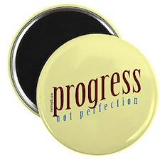Progress, not perfection Magnet