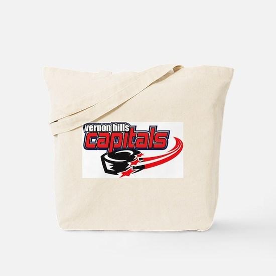 Capitals Tote Bag