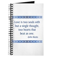 Keats Journal