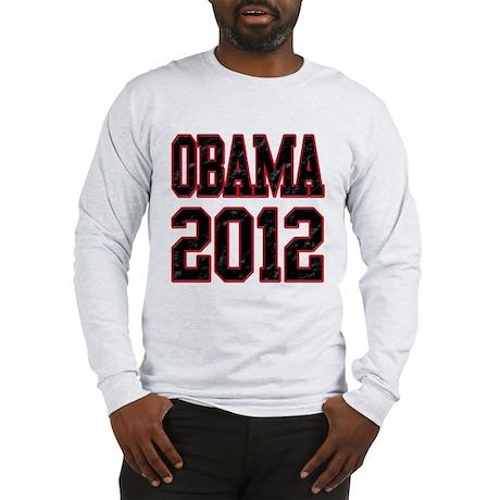 Obama 2012 Long Sleeve T-Shirt