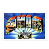 Akron ohio Postcards