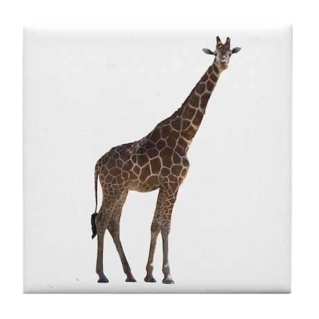 giraffe13 Tile Coaster
