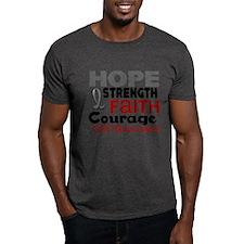 HOPE Brain Cancer 3 T-Shirt