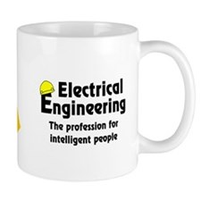 Smart Electrical Engineer Mug