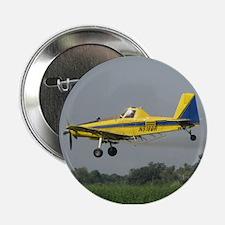 "Ag Aviation 2.25"" Button"